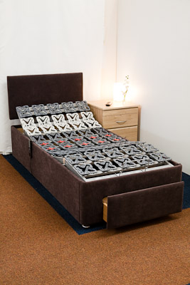 Electric Adjustable Bed Frame Memory Foam Suppliers