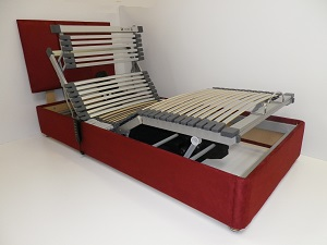 4-Motor Adjustable Bed