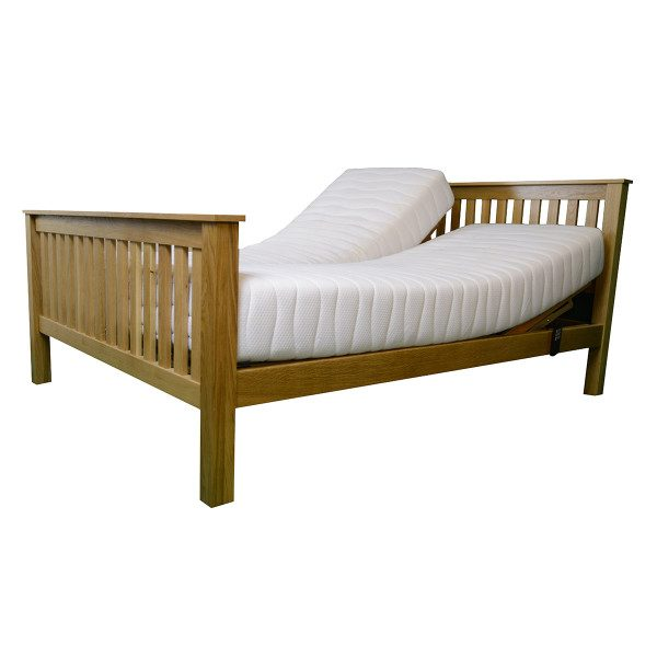 Abberley Oak Adjustable Beds