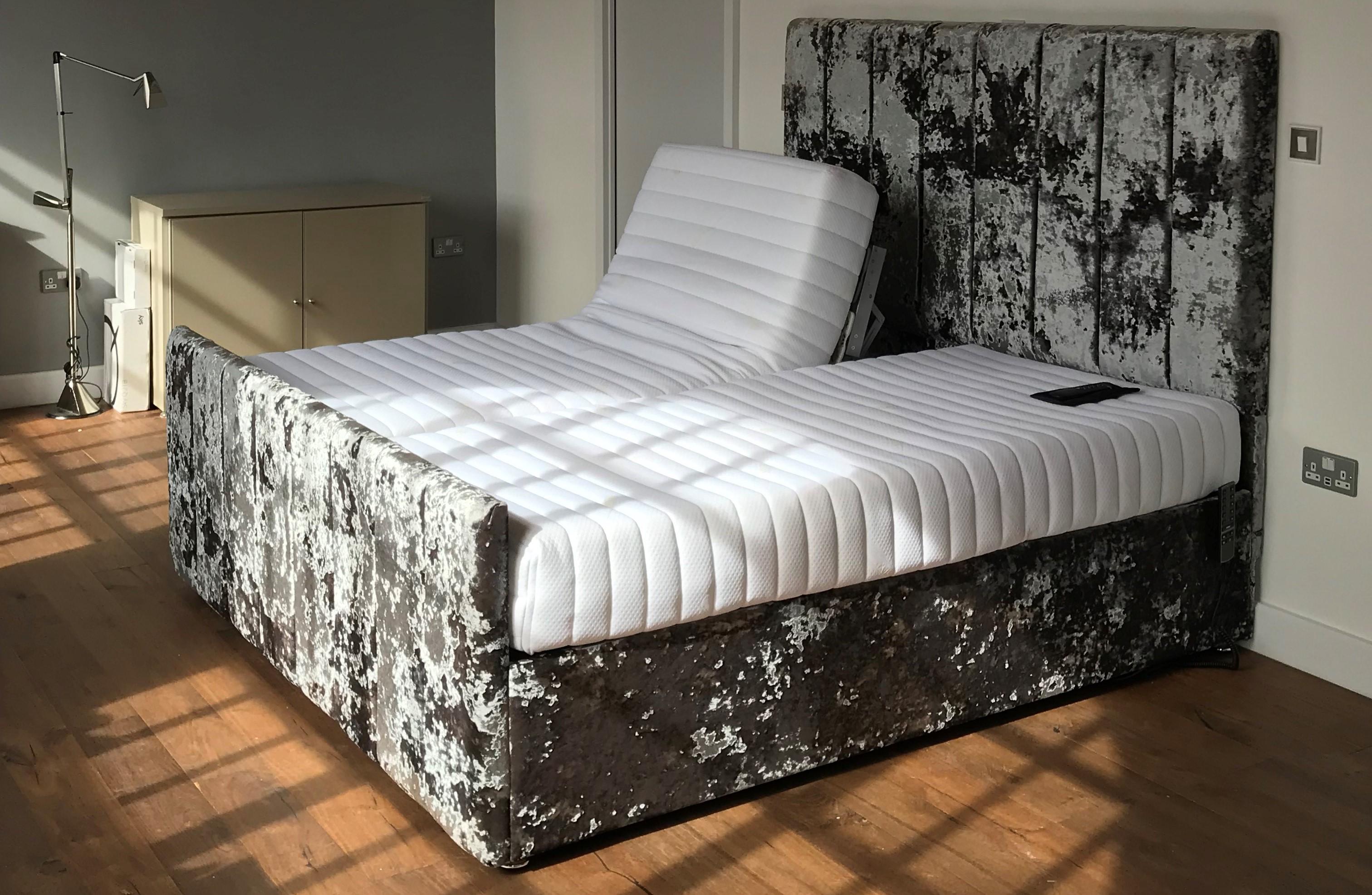 6ft Super King Adjustable Bed